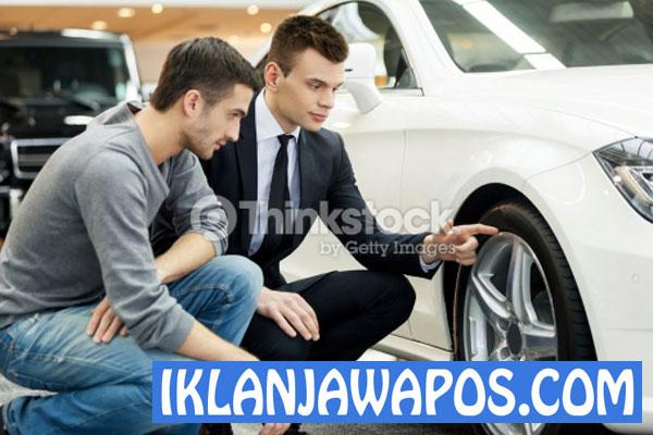 iklan mobil bekas