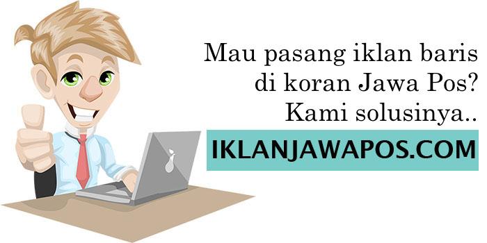 Iklan Jawa Pos Malang