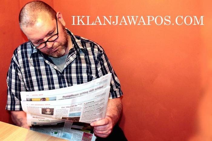 Pasang Iklan Baris Koran Jawa Pos